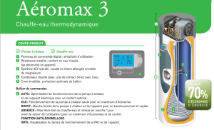 aeromax 3 Thermor